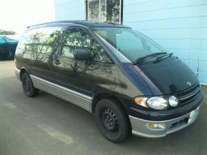 My Toyota Lucida Minivan
